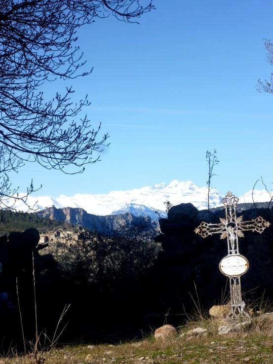 Cementerio de La Penilla (Huesca)