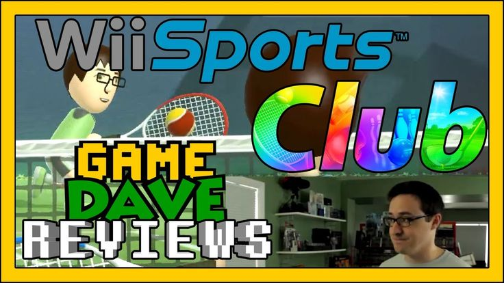 Wii Sports is back on the Wii U with Wii Sports Club