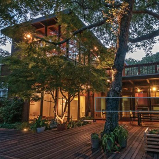 Family Eschews Million-Dollar Debt for Small Dome Kit Home - Green Homes - MOTHER EARTH NEWS