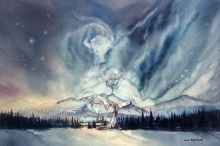 nanaboozhu, ojibway grandfather by jane shepherd greywolf2@live.ca
