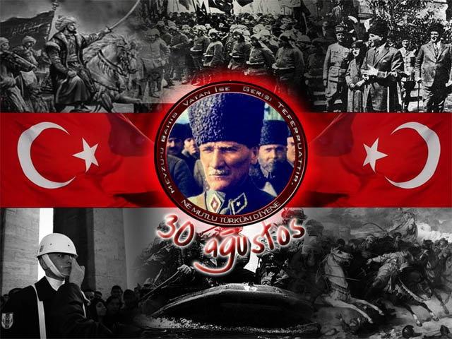30 Ağustos Türk Zafer Bayramı !!!