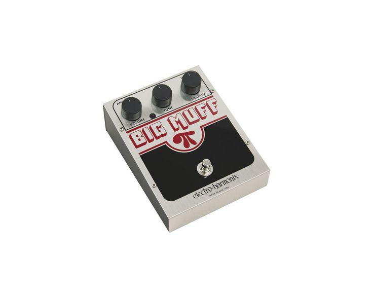 ELECTRO HARMONIX BIG MUFF PI FUZZ PEDAL (USA) - Effects - Guitars | NZ Rockshop