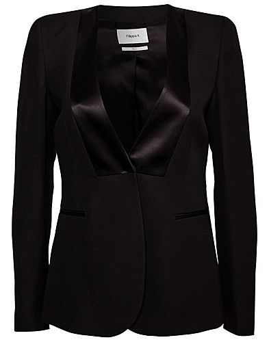 JACKETS AND COATS - FILIPPA K / EVE DRAPEY TUXEDO - NELLY.COM