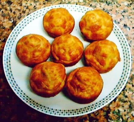 Muffins de jamón y aceitunas. Clic en la imagen para ver la receta.