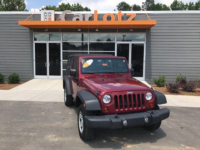 2013 Jeep Wrangler Sport - $20,900 Charlotte, NC · 81 mi