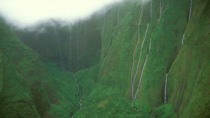 Showing item 12 of 46. Mt. Waialeale - Kauai Island - Hawaii Visitors and Convention Bureau