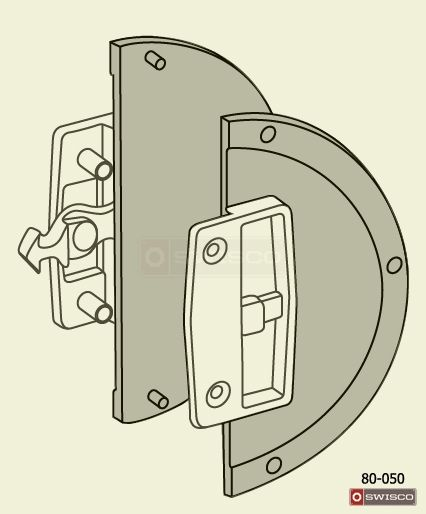 Easy To Install Door Locks Without Tools : Best images about sliding patio door hdw on pinterest