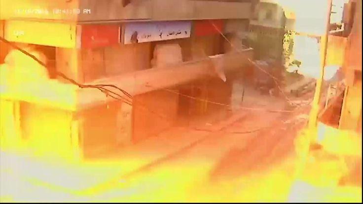 Vídeos mostram explosões que destruíram últimos hospitais de zona rebelde de Aleppo #timbeta #sdv #betaajudabeta