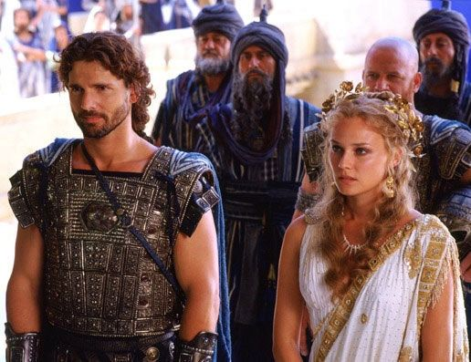 helen characteristics in troy movie It happens that helen is already married to a king, who takes great offense at losing his bride to a trojan an armada of computer-generated ships sails toward troy to crush the great nation as an act of retribution prince of troy and master of the movie.