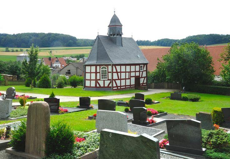 Homberg-Haarhausen (Vogelsbergkreis) HE DE