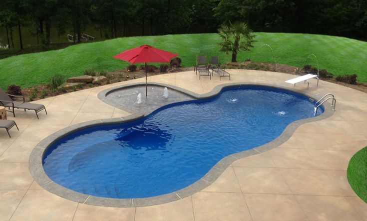 25 best ideas about pool umbrellas on pinterest pool - Usa swimming build a pool handbook ...
