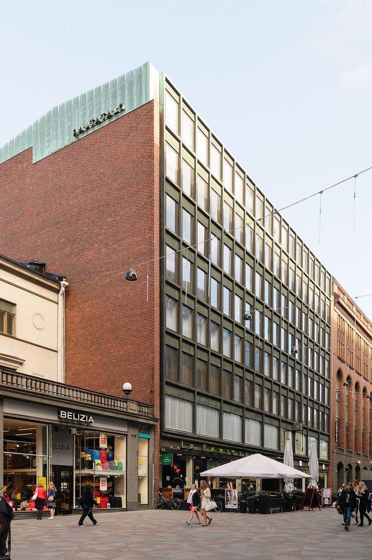 Rautatalo office building - Alvar Aalto, 1951-1955