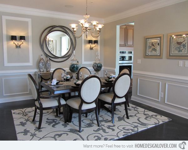 The Best Contemporary Dining Room Sets Ideas On Pinterest