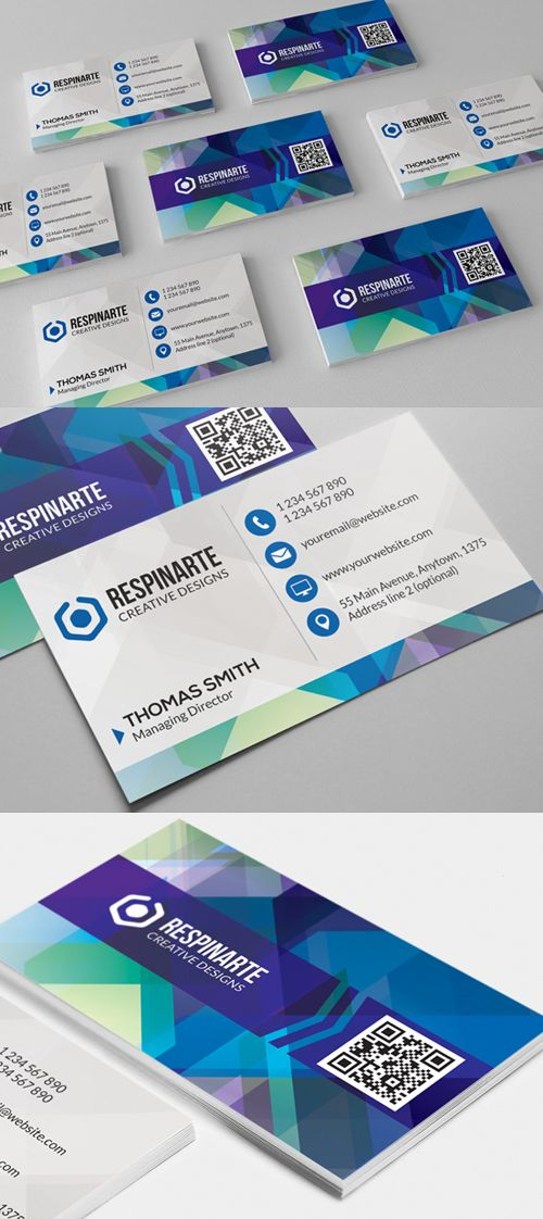 263 best Business Card images on Pinterest | Business card design ...
