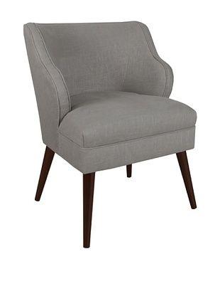 51% OFF Skyline Furniture Modern Chair, Grey
