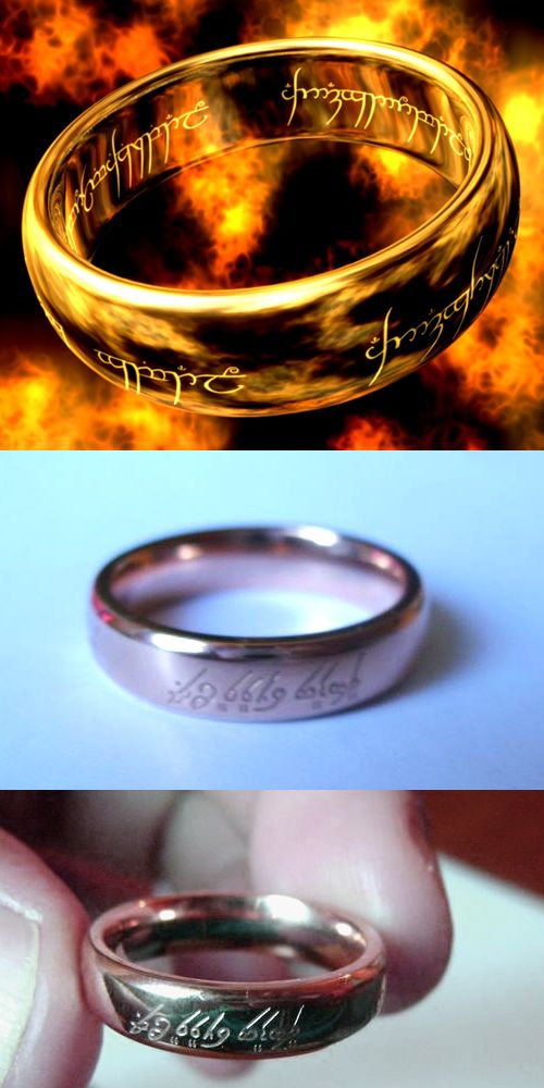 My Precious! Become the lord of the ring. $9.50