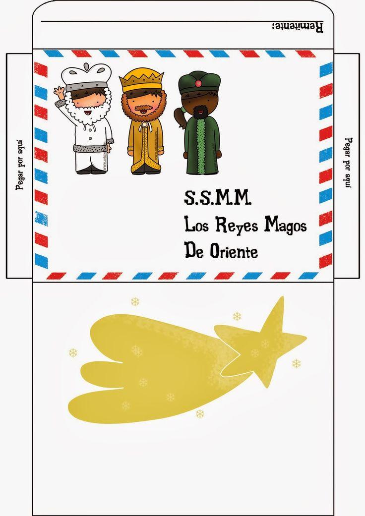 Menta Más Chocolate - RECURSOS PARA EDUCACIÓN INFANTIL: NAVIDAD ✿
