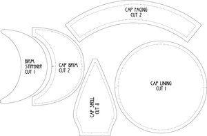 Flat Cap Pattern by ~Lastwear on deviantART
