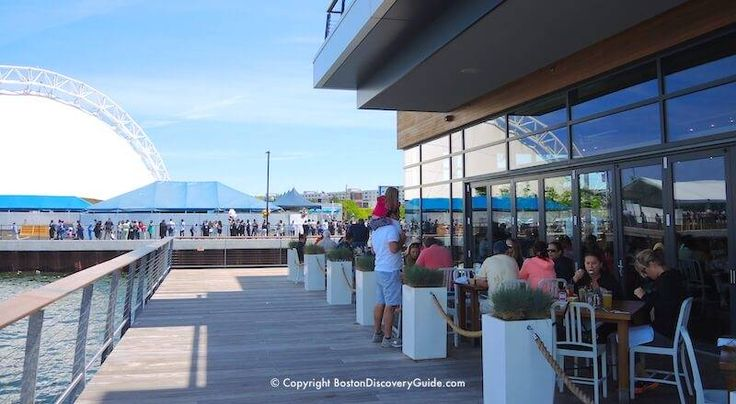 south boston waterfront restaurants best places to eat