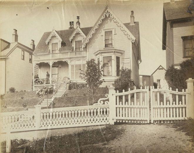 J. W. Allison House, Portland St., Dartmouth.