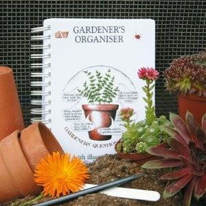 Gardener'S Organiser By Simon Drew