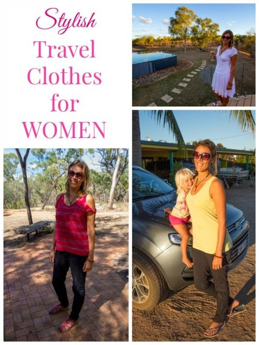 Looking for some comfortable and stylish travel clothes for women? Click the link to find out more