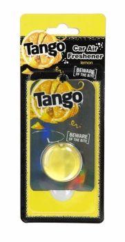 Tango Liquid Car Air Freshener Lemon
