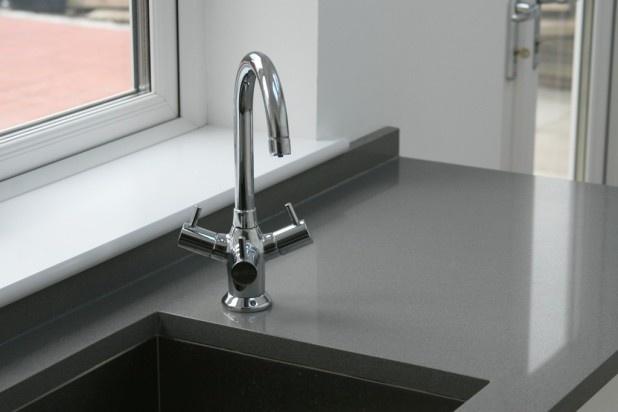 Countertop, Cimstone Quartz - Colour: Vigo