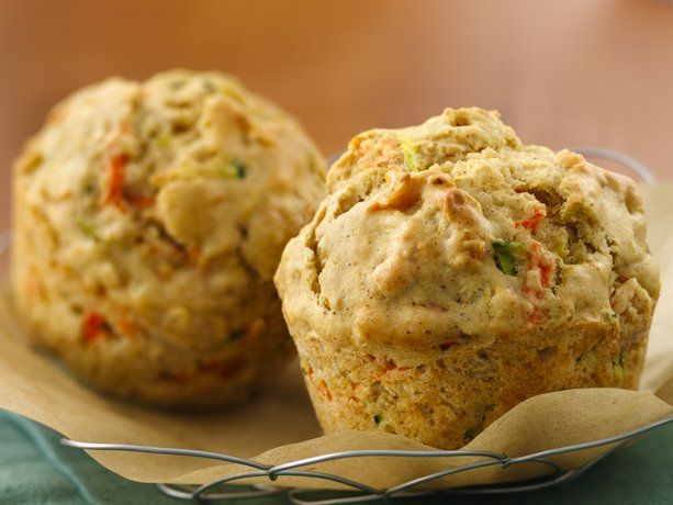 Carrot-Zucchini MuffinsLiving Better, Breakfast Muffins, Carrotzucchini Muffins, Carrots Zucchini Muffins, Yummy Food, Breads, Baking, Healthy Recipe, Muffins Recipe