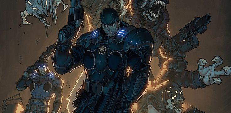 Microsoft Studios adquiere los derechos de la franquicia de Gears of War