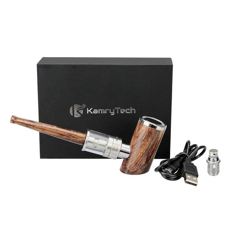 Original Kamry K1000 Plus E-Pipe kit 30W e-cigarettes 4.0ml Atomizer Vape Pen 1100mAh E pipe 0.5ohm Electronic Cigarette Hookah