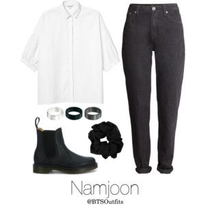 Young Forever Inspired: Namjoon