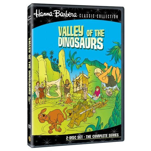 Valley Of The Dinosaurs from Warner Bros.: During a rafting excursion of an uncharted river canyon, Professor… #Movies #Films #DVD Video