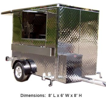 Used Hot Dog Carts For Sale Near Me