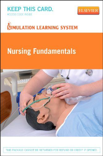 Simulation Learning System for Nursing Fundamentals (Retail Access Card), 1e:   <p>The Simulation Learning System (SLS) integrates simulation technology into your fundamentals nursing course with realistic patient care scenarios and supportive learning resources that correspond to your nursing fundamentals text. The SLS offers: targeted reading assignments and critical thinking exercises to prepare you for the simulation experience; access to patient data with an SBAR shift report and ...