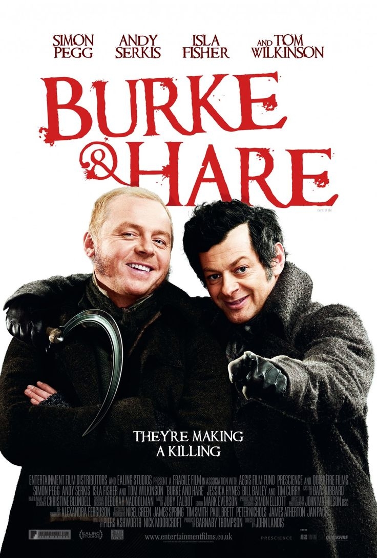 Burke & Hare (2010) - John Landis