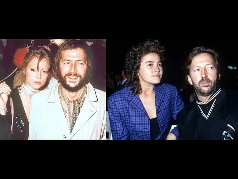 Pattie Boyd VS Lory Del Santo - wife and mistress of Eric Clapton - YouTube