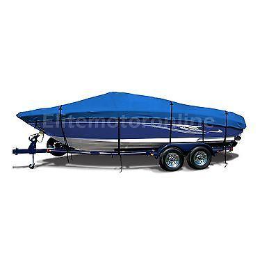 Bayliner 175 BR Bowrider Trailerable Jet Boat Cover Blue