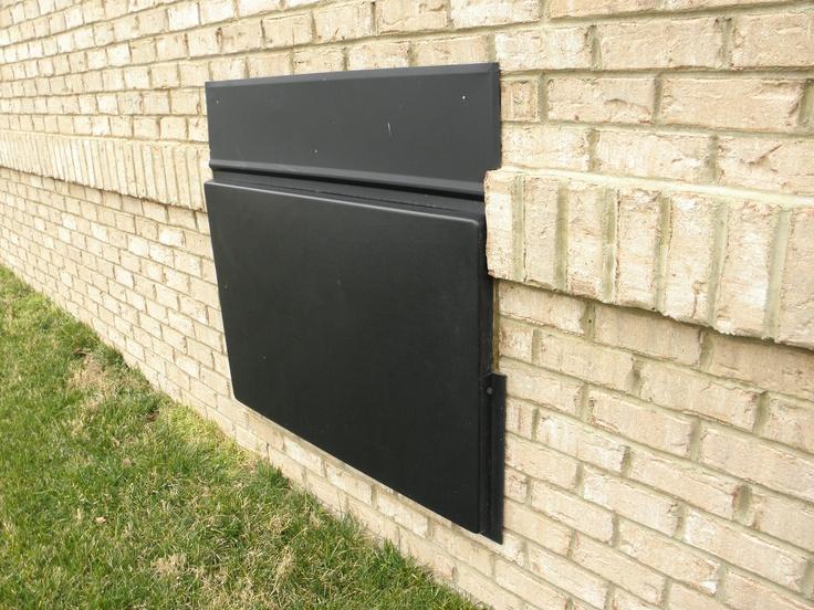 doors insulated custom k feature access home crawl door space p