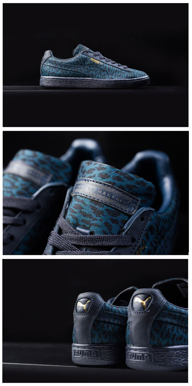House of Hackney x PUMA Basket Classic Jacquard