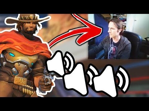 Funniest Moments From The Overwatch Voice Actors - YouTube
