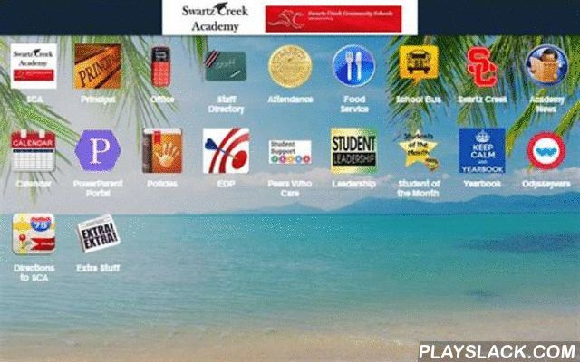 Swartz Creek Academy  Android App - playslack.com , Welcome to Swartz Creek Academy! Being Swartz Creek Community Schools' solution to alternative education, we believe that building a positive and safe culture is the first step to being successful, both inside and outside of the classroom. By focusing on creating strong readers and writers, our students will become lifelong learners, will learn more and will achieve more.Please join us on our quest to inspire our students to embrace…