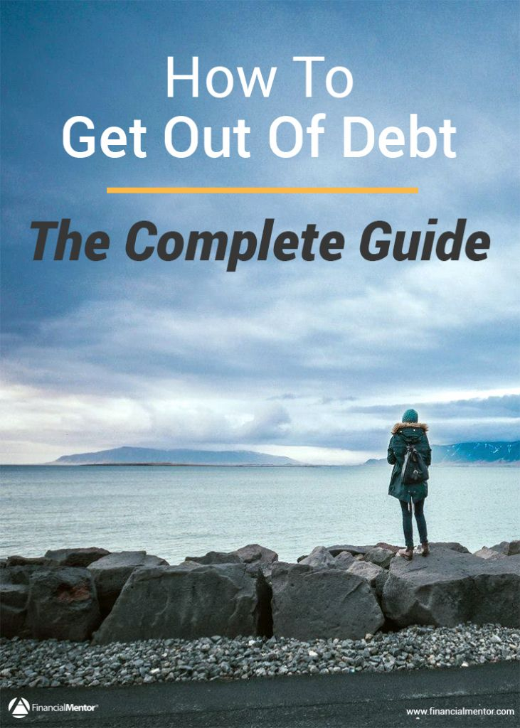 Are you in debt and struggling to get out? Read this comprehensive guide on how to become debt free in just 3 steps.