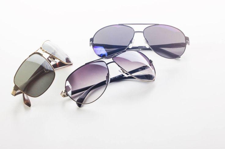 Aviator sunglasses. Mario Rossi. II