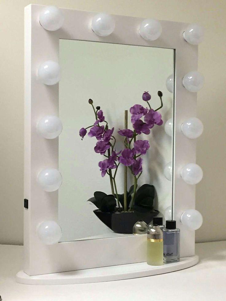 M s de 25 ideas incre bles sobre espejo con bombillas en pinterest bombillo decoraci n de la - Espejo con bombillas ikea ...
