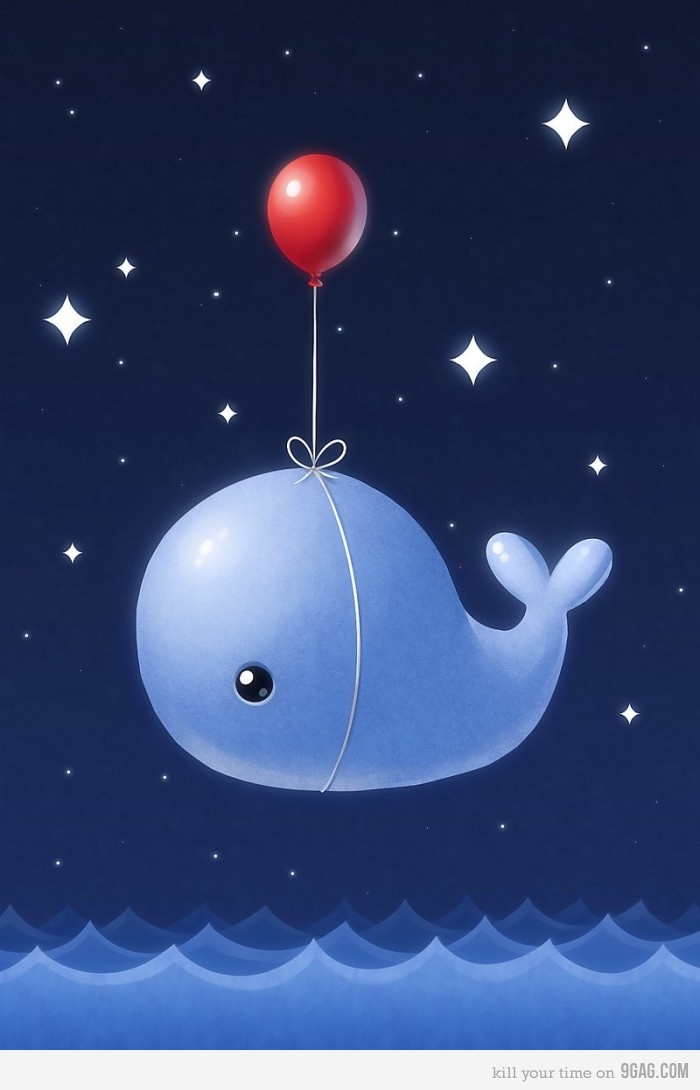 cute twitter whale