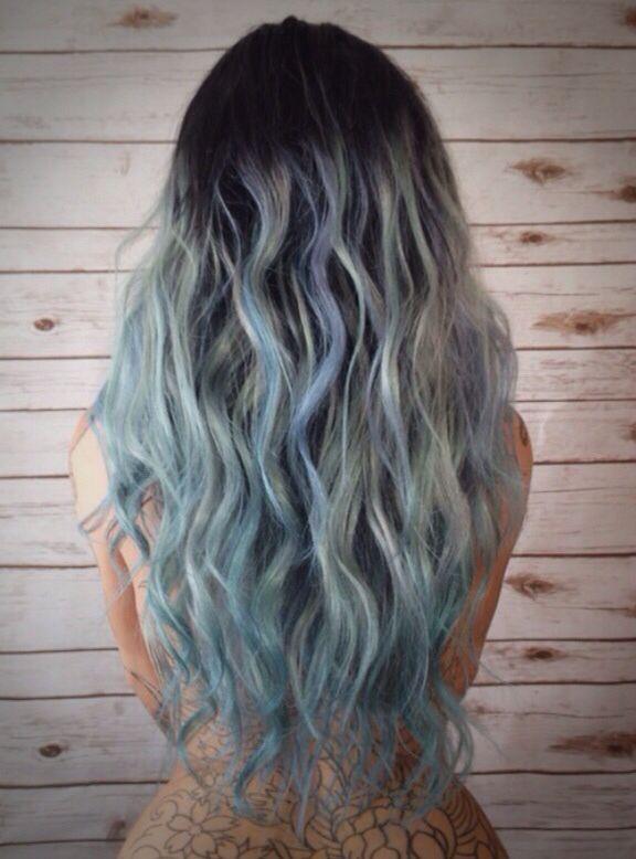 Pin By Mywildsparrows On H A I R Human Hair Color Mermaid Hair Hair