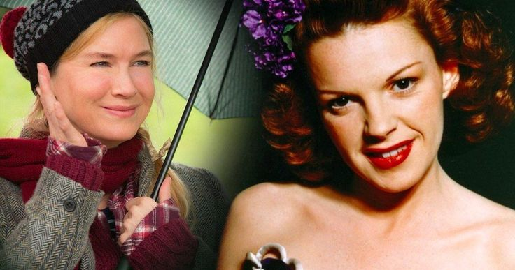 Renee Zellweger Is Judy Garland in Post-Wizard of Oz Biopic -- Renee Zellweger has signed on to play stage and screen icon Judy Garland for director Rupert Goold in new biopic Judy. -- http://movieweb.com/judy-garland-movie-biopic-cast-renee-zellweger/