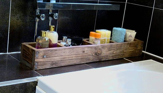 Hey, I found this really awesome Etsy listing at https://www.etsy.com/listing/536096801/bath-caddy-organiser-dining-room-kitchen