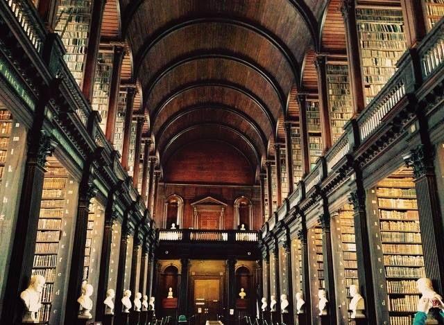 The Long Room, Trinity College, Dublin